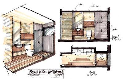 Canadian Muskoka Boathouse and Seasonal Residence
