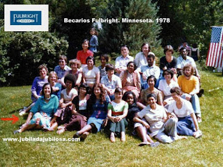 Compartir América. Experiencia Fulbright Program