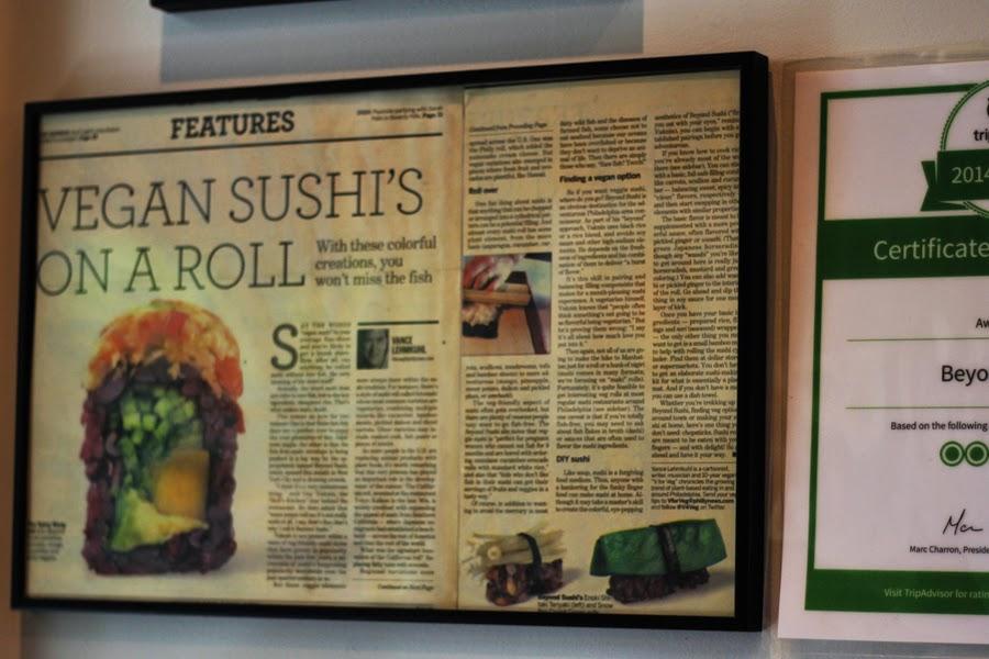 beyond sushi new york chelsea market roll