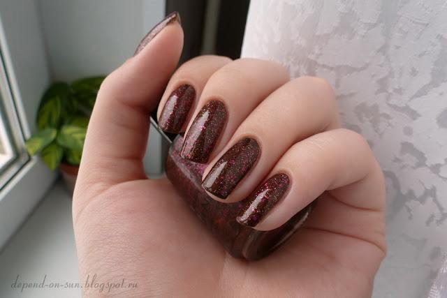 KBShimmer Cocoa Nut