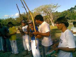 Capoeira na Escola