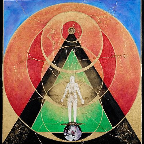 Mind Body Spirit Odyssey The Balanced Triangle