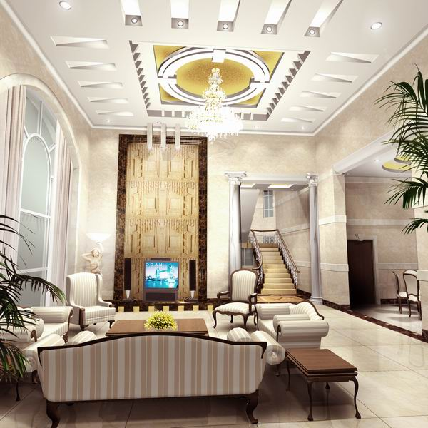 New home designs latest luxury homes interior designs ideas for Fancy houses inside