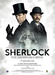 Sherlock, novia abominable, Douglas Mackinnon, Abominable Bride