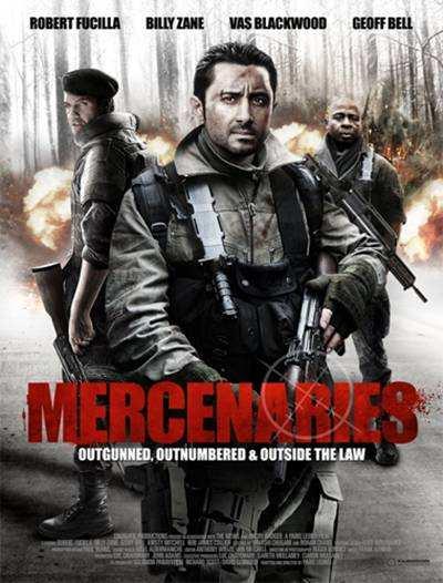 Mercenaries 2011 DVDRip Subtitulos Español Latino Descargar 1 Link