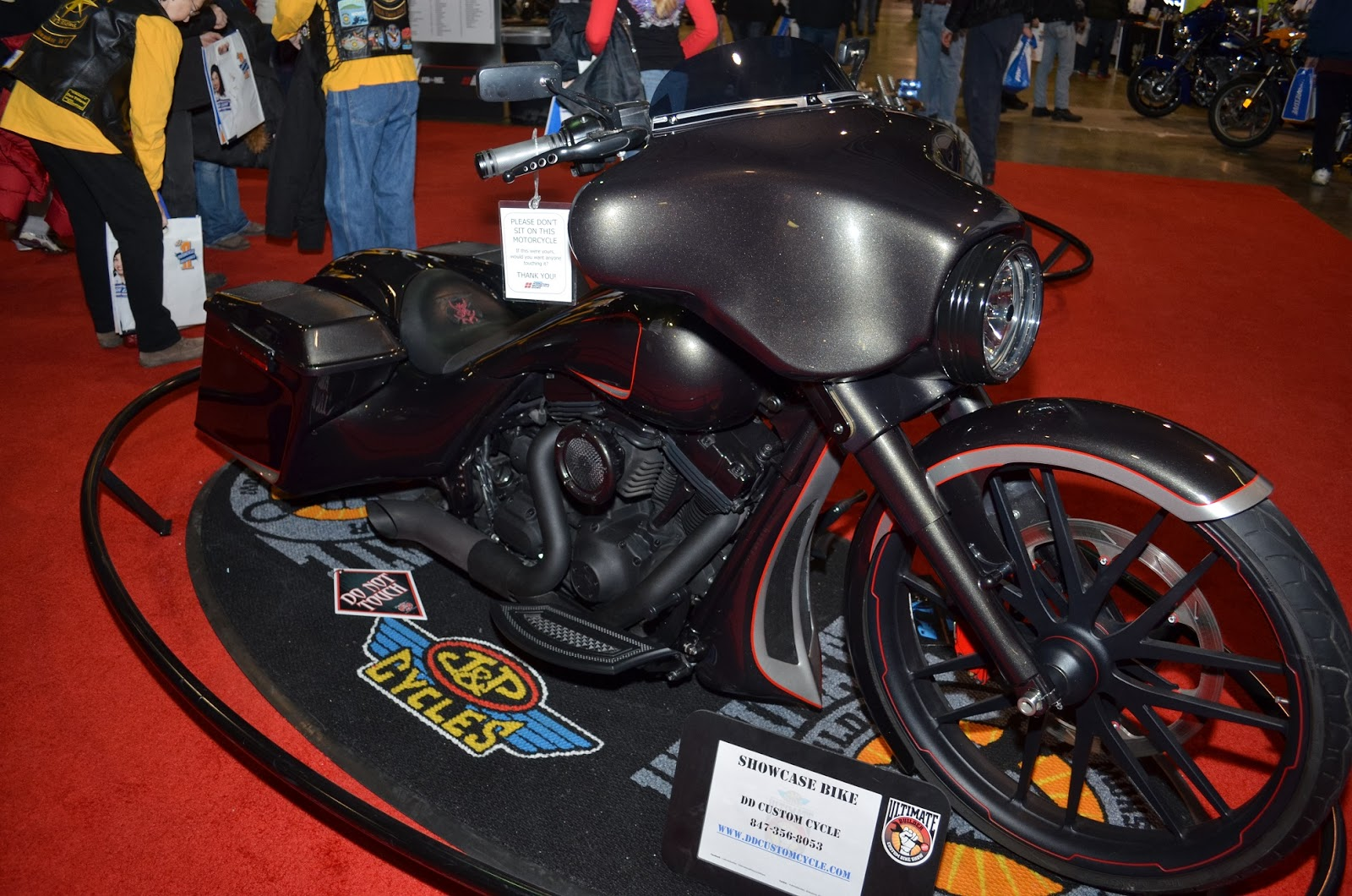 Motorcycle Show 2014