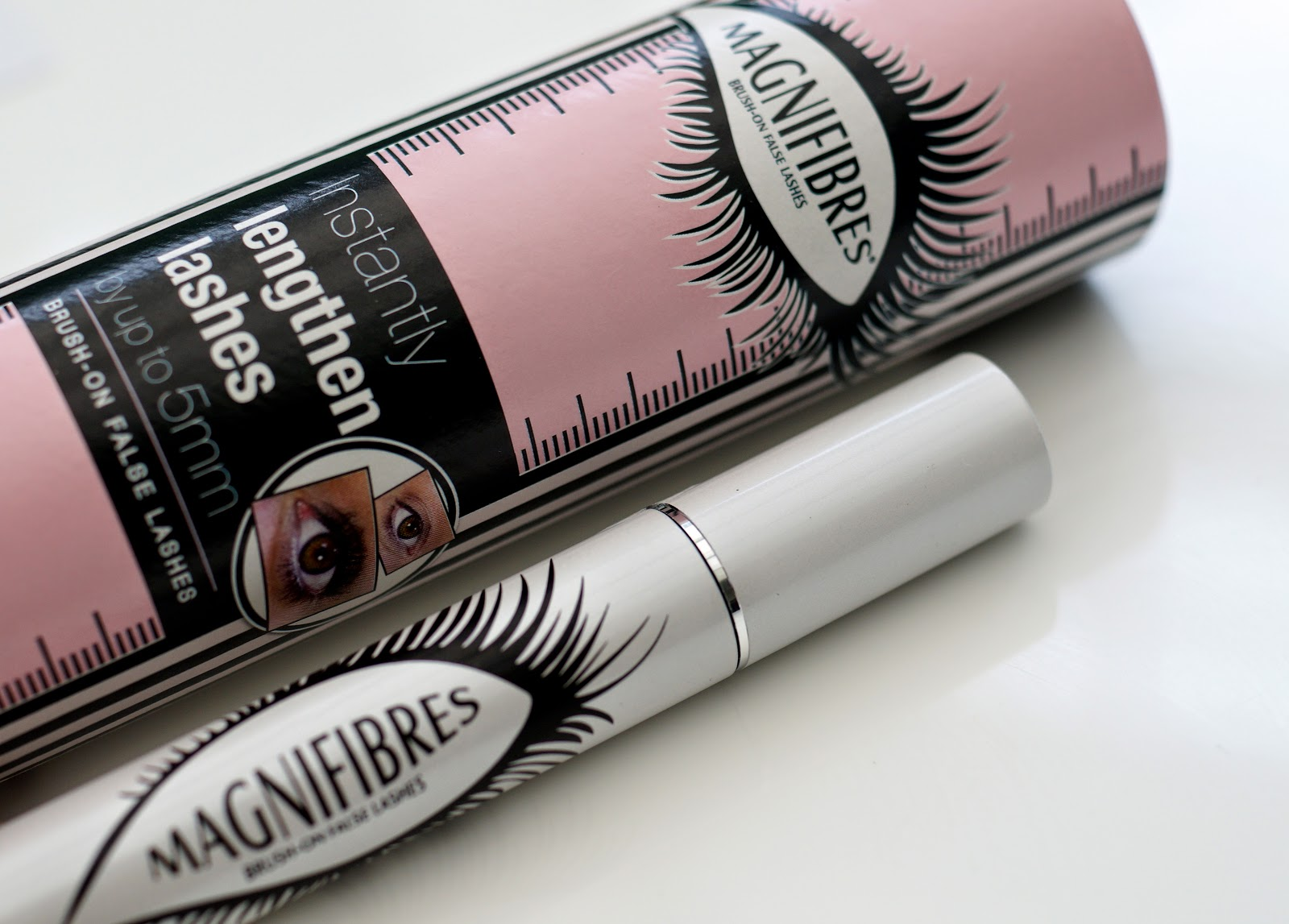 Magnifibres Brush-on False Lashes review