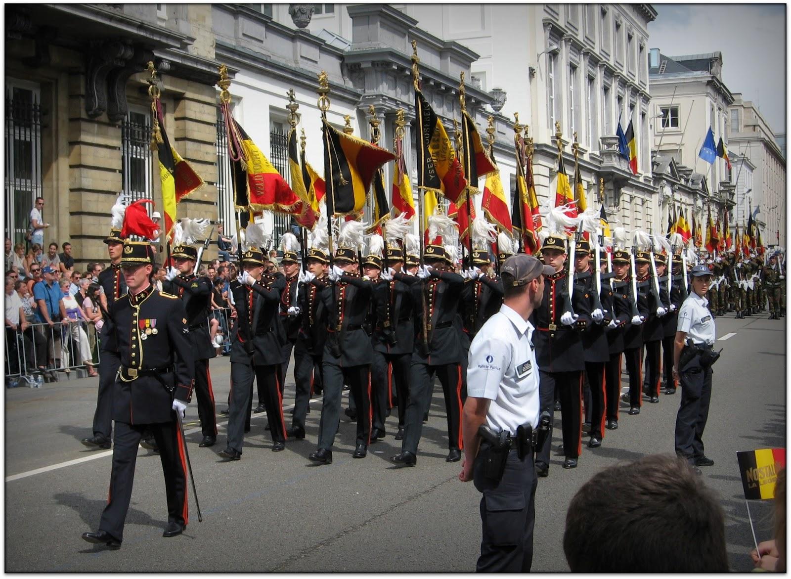 nationale feestdag belgie