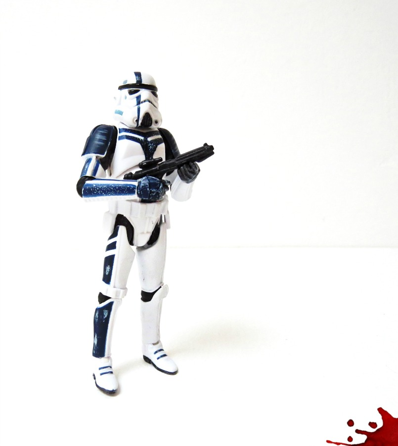 Stormtrooper 501th - Starwars
