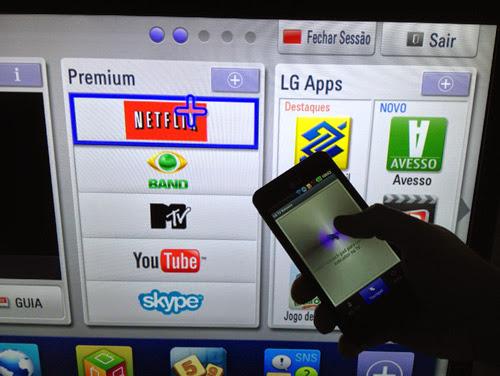 Smart TV Aprenda Como controlar a sua pelo o celular