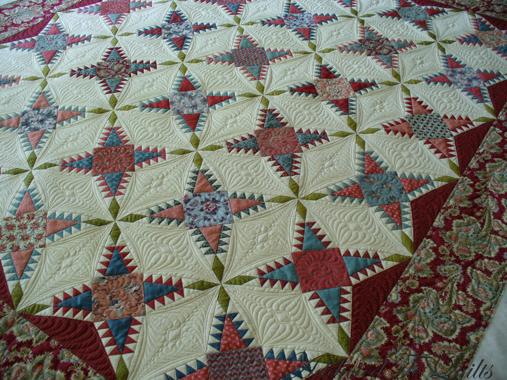 Addicted To Quilts: Dreams of Feathers : quilting dreams - Adamdwight.com