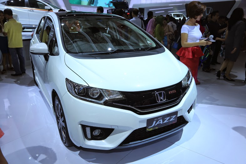 all new honda jazz rs black top limited edition
