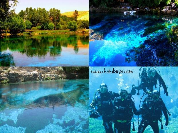 Gökpınar Gölü Sivas