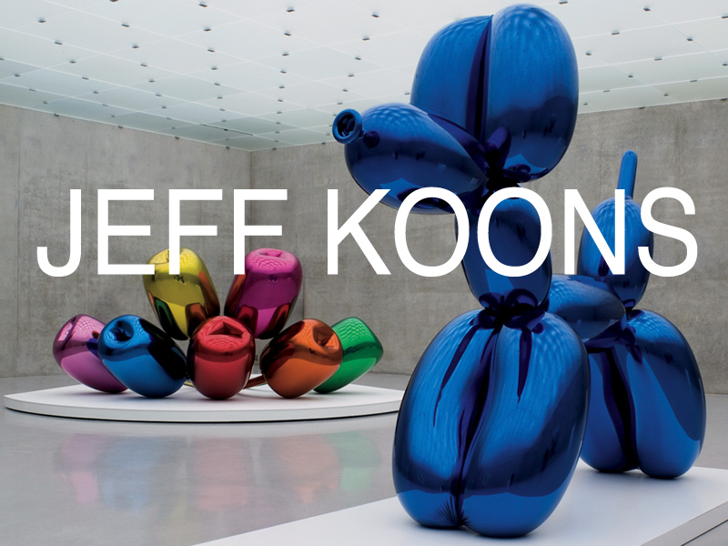 Jeff koons en quention tarantino sofie 39 s blog for Jeff koons banality