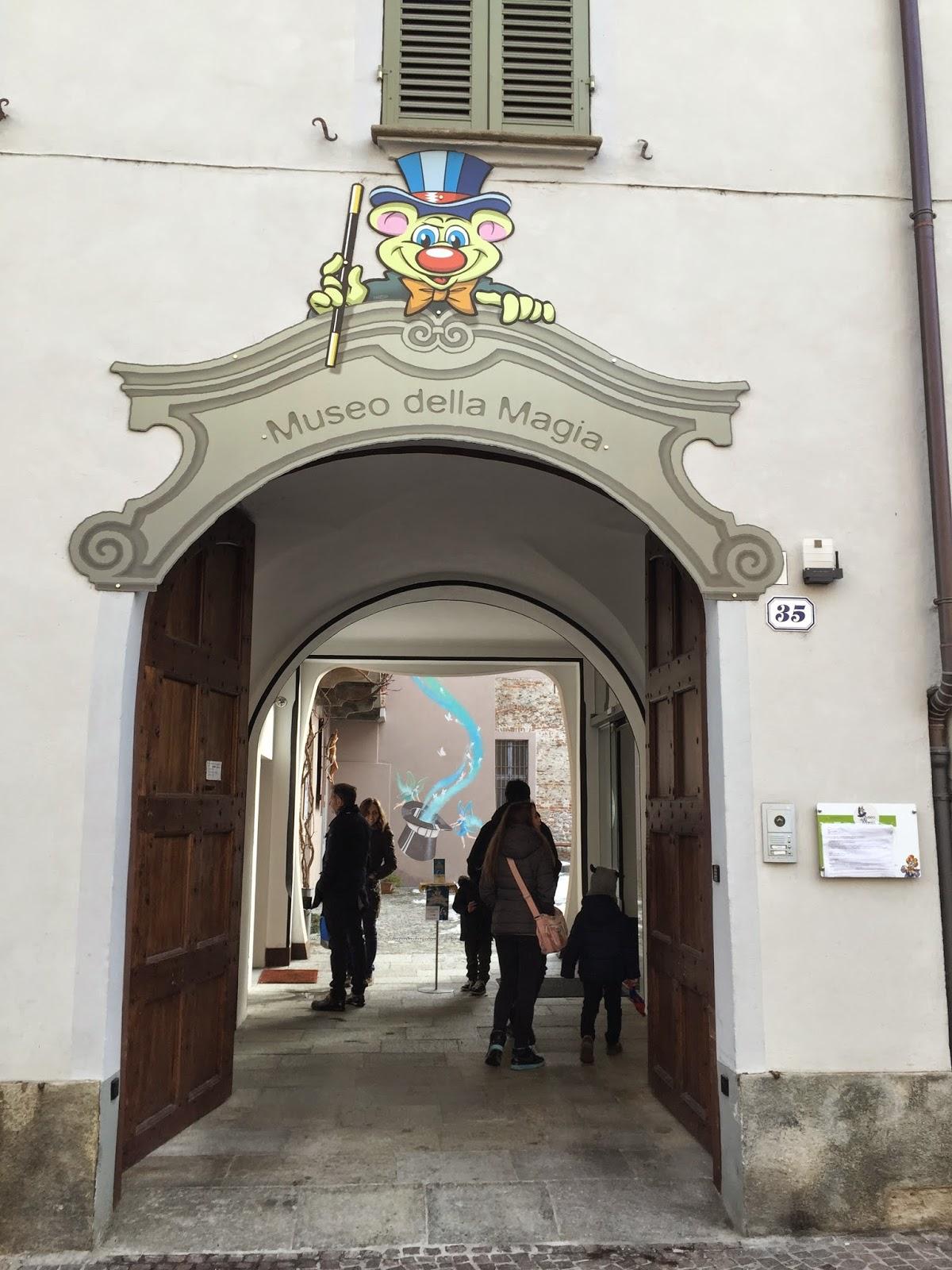 museo della magia cherasco