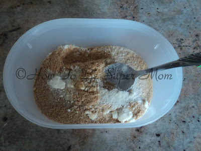 breadcrumbs mix