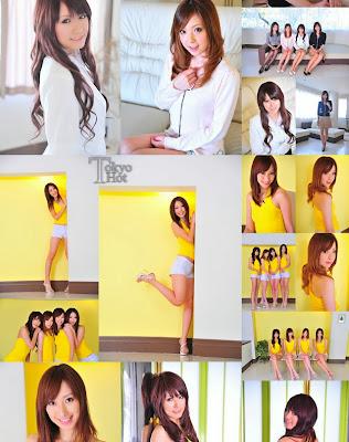 Phim sex Đại Tiệc Tokyo Hot 4 tiếng - Tokyo Hot n0704-05 Super Party
