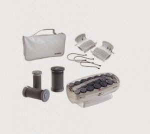 Snapdeal: Buy Babyliss 3021E Heated Ceramic Roller Set Grey at Rs. 3293