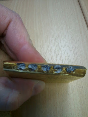 tungsten gold