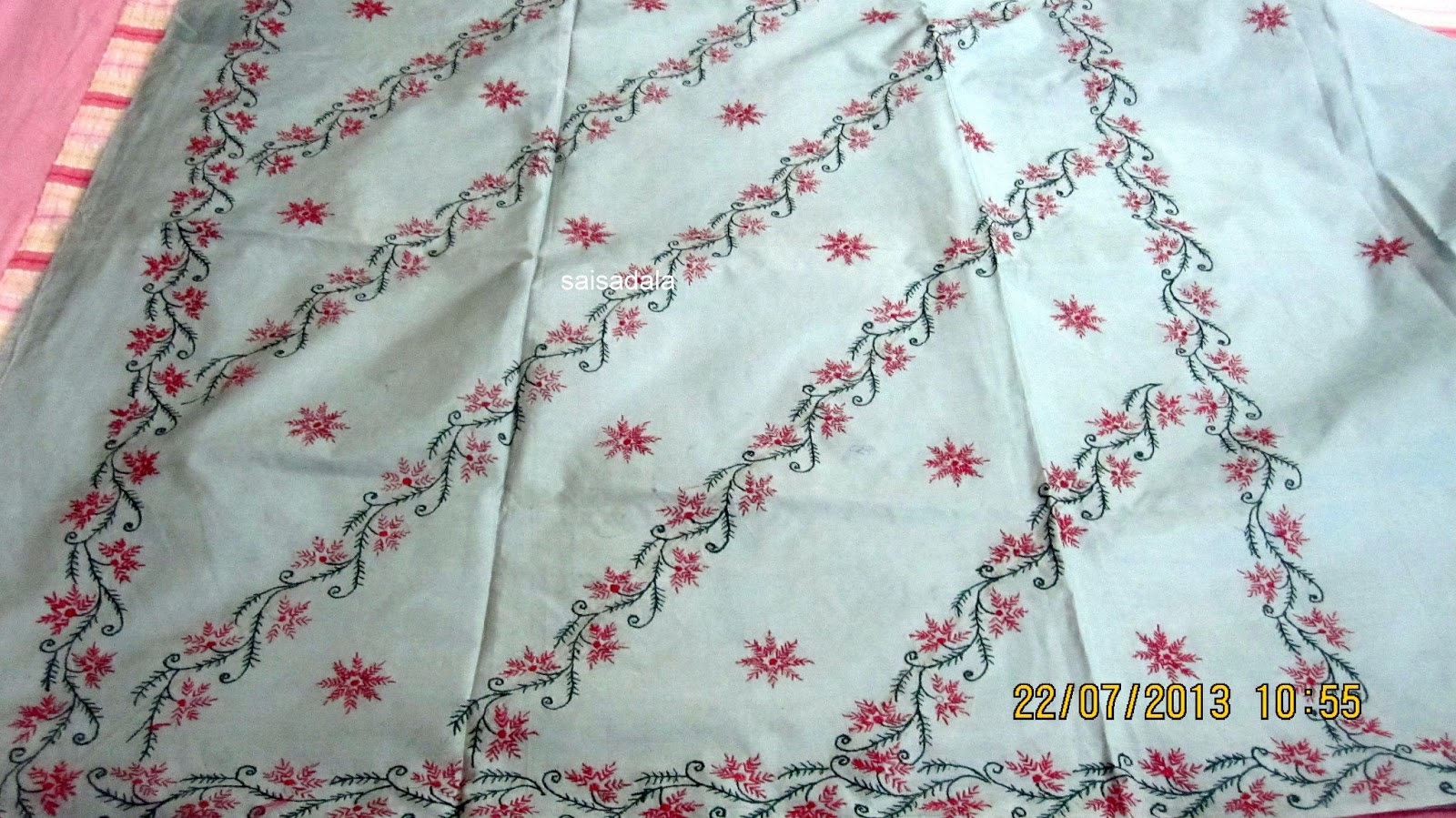 Sadala s embroidery kashmir work