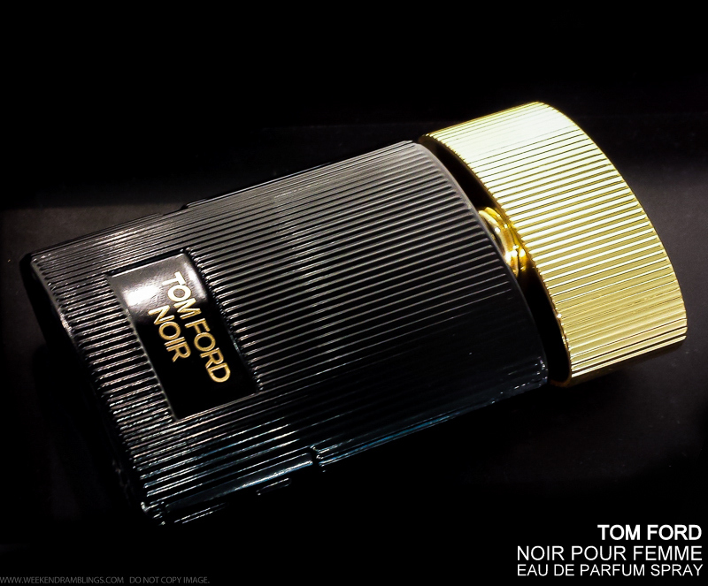 Tom Ford Noir Pour Femme Eau de Parfum Spray - Fall Winter Perfume Review