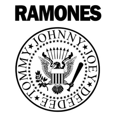 Ramones  Band Logo Vektor CDR