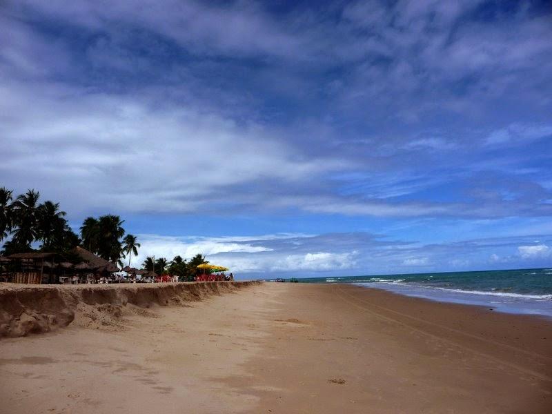 Praia de Guaxuma - Praias de Maceió - AL