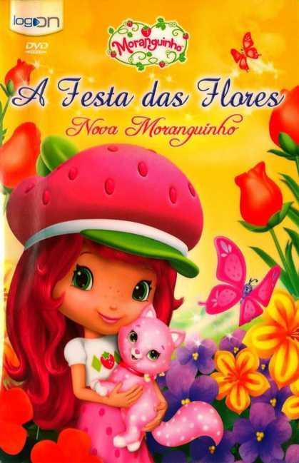 Filme A Nova Moranguinho : A Festa Das Flores   Dublado