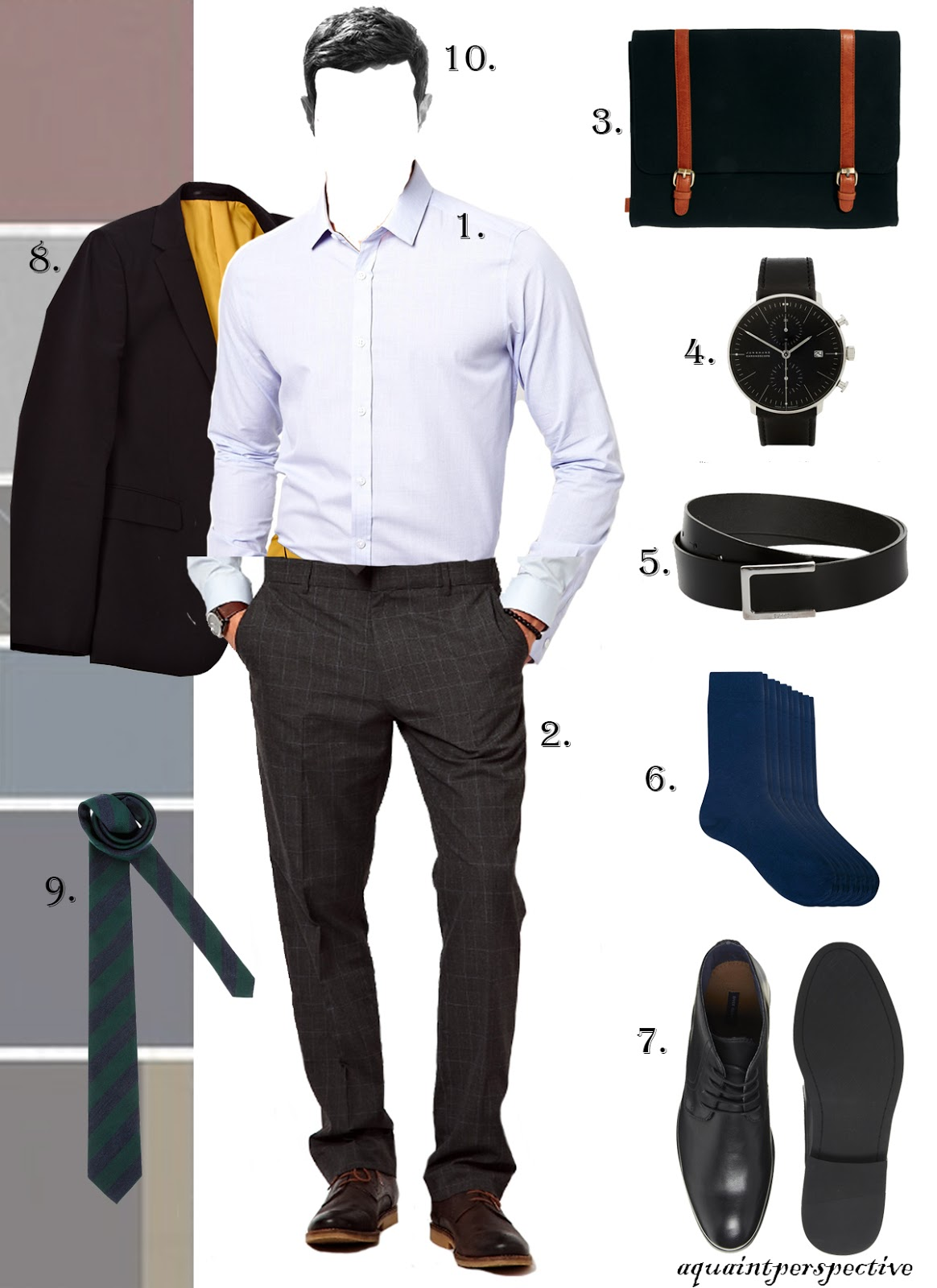 a quaint perspective how to dress for an interview men tipe for men