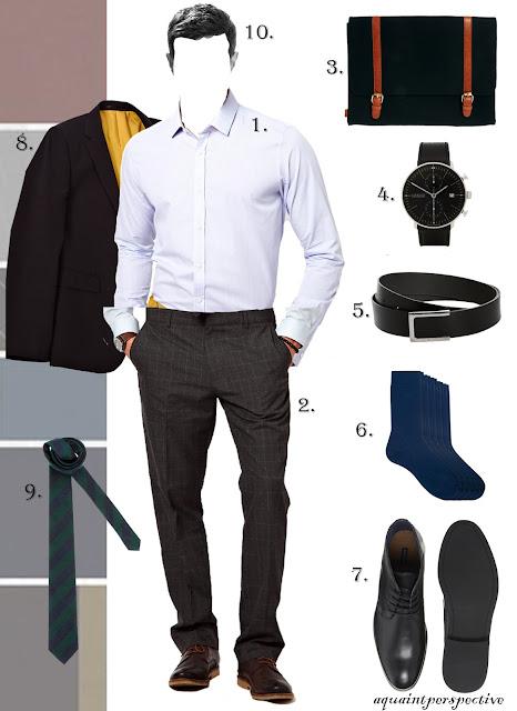 Semi Formal Male Fashion