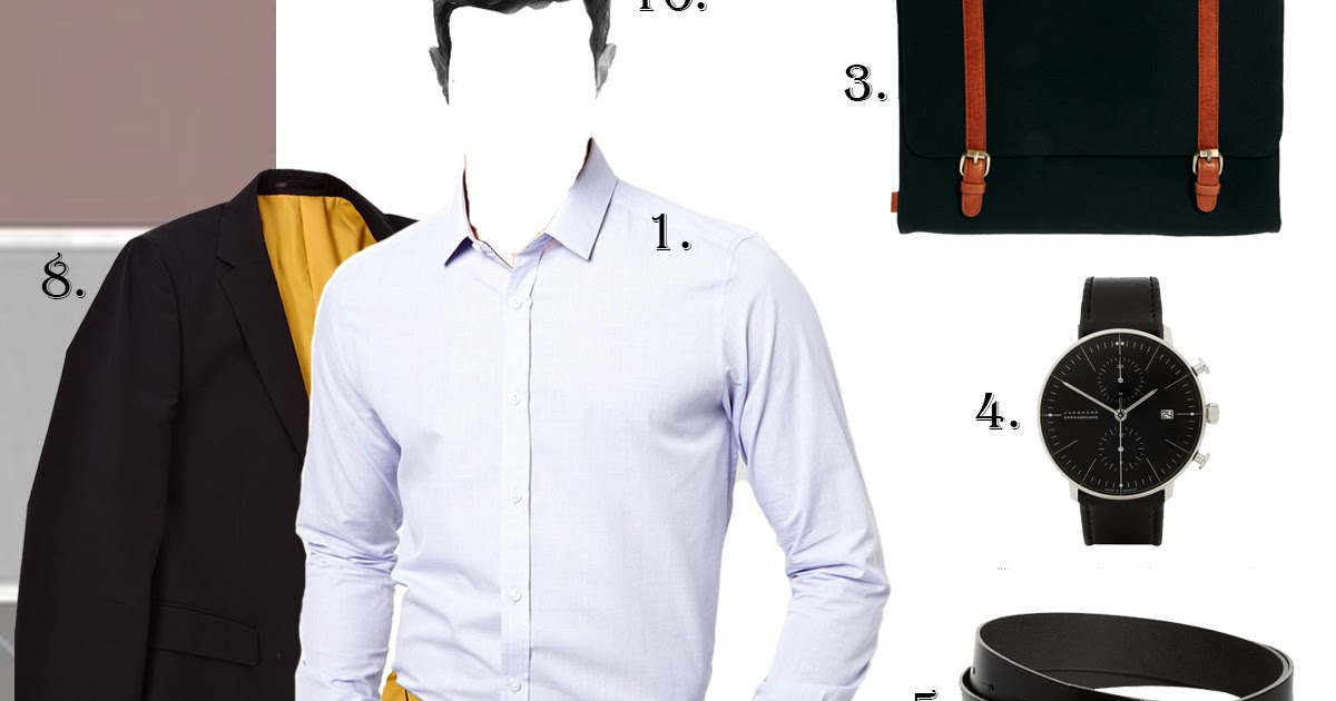 A Quaint Perspective: How to dress for an Interview