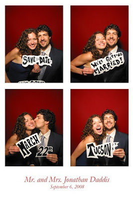 creative+save+the+date+ideas+photobooth Wedding Inspiration: Creative Save the Dates {Round 2}