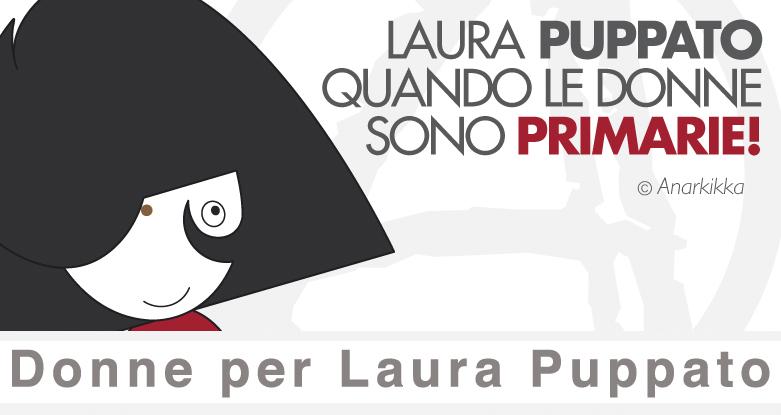 Donne per Laura Puppato