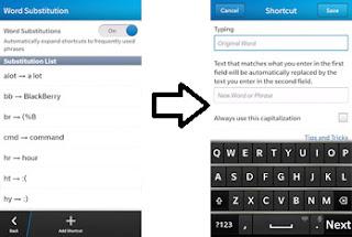 Membuat+Autotext+di+BlackBerry+Z10 Cara Membuat Autotext Di Blackberry Z10