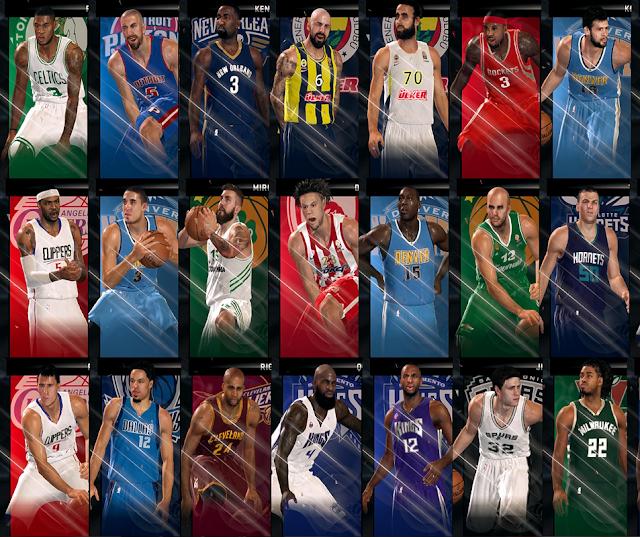 Roster-Update   NBA2K.ORG