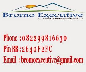 Contact Penyedia Paket Wisata Bromo