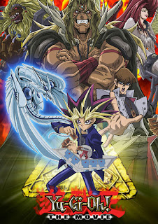 Yu-Gi-Oh! Duel Monster The Movie: Pyramid of Light Subtitle Indonesia