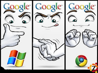 Chrome funny picture