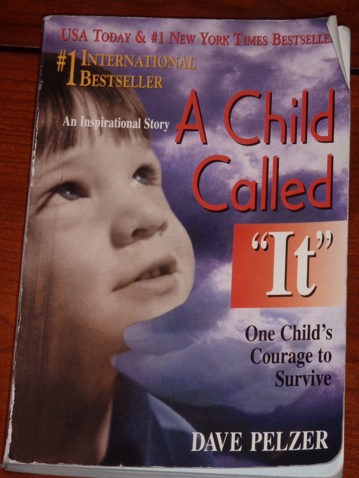 an analysis of the novel a child called it by dave pelzer Read free book excerpt from a child called it by dave pelzer, page 3 of 3.