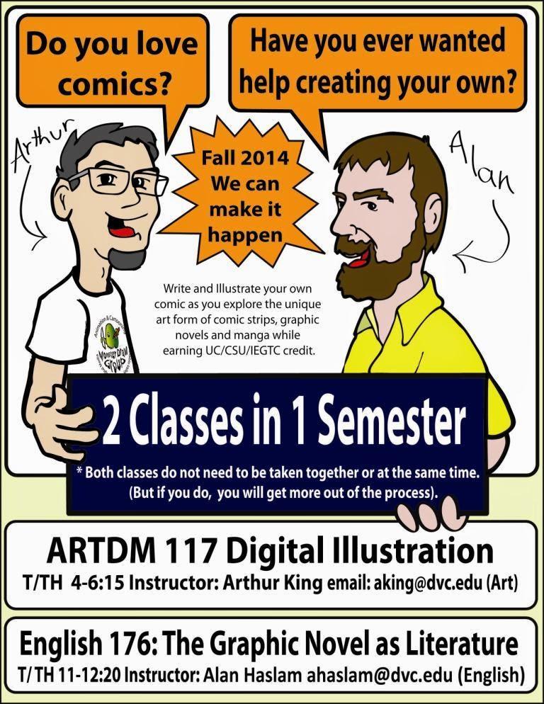 2014-2015 Fall Classes