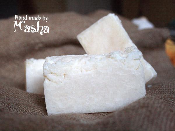 Натуральное мыло из свиного жира