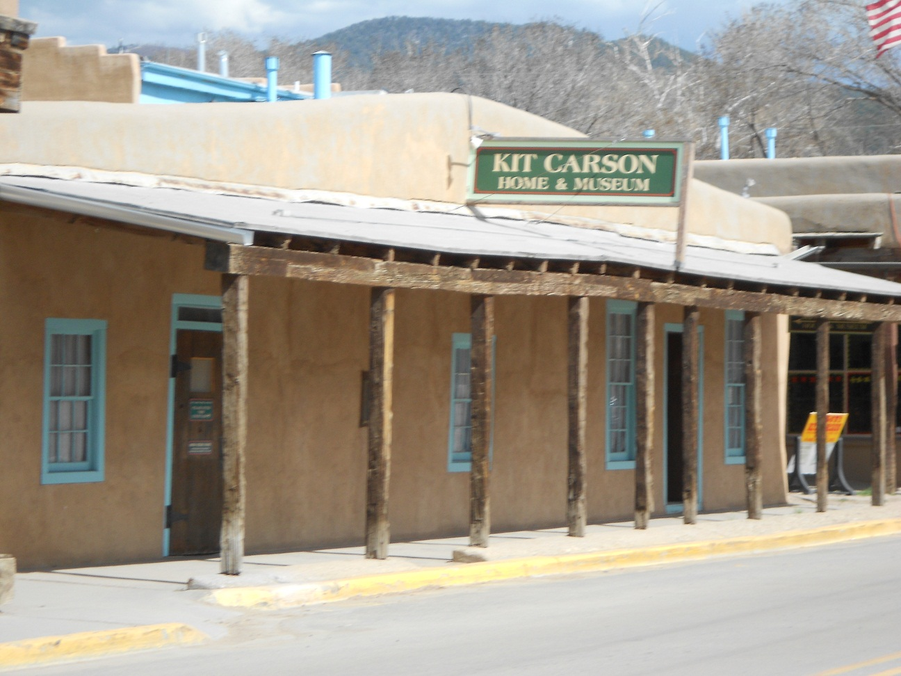 Kit Carson And Taos New Mexico A Western Road Trip