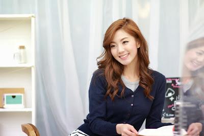 Chae Eun Sweet Beauty