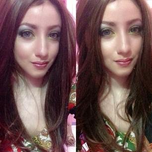 Gadis Berwajah Barbie Di temui Di Indonesia