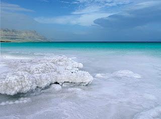 Laut Mati / dead sea
