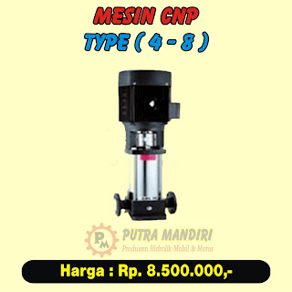 MESIN CNP 4 - 8
