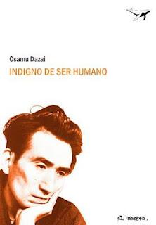 Indigno de ser humano Osamu Dazai