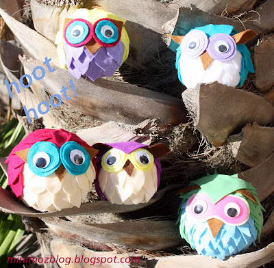 owl plush patterns