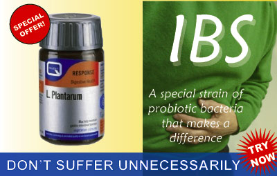 probiotics ibs and chronic constipation
