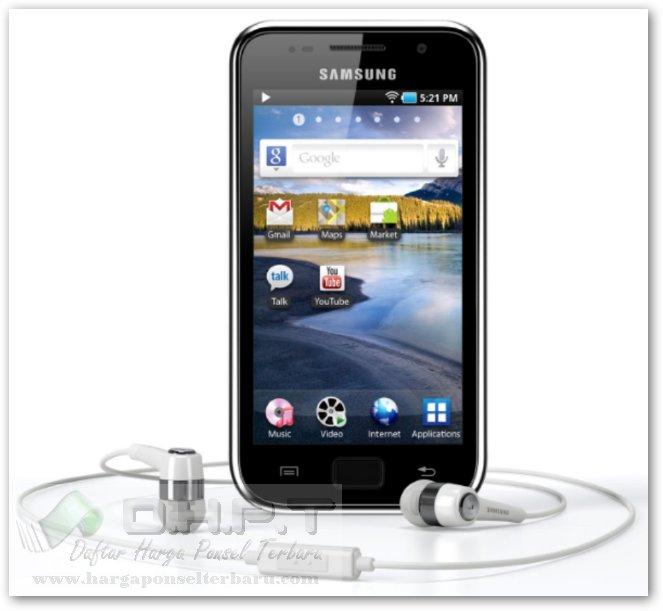 harga hp samsung galaxy s wifi 4 0 harga baru rp 2 500 000 harga bekas ...